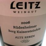 Leitz, Rheingau