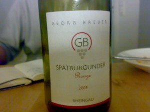 Wine pairing by Vinosseur