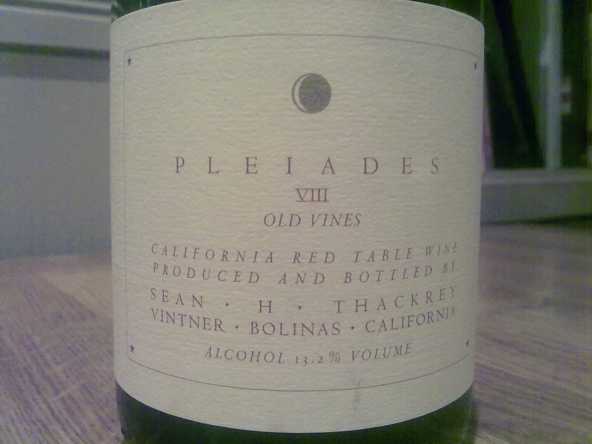 Still very fresh with a long, dry finish with mild, mature tannins.